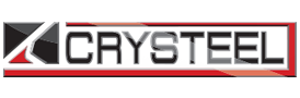 Crysteel Manufacturing Logo